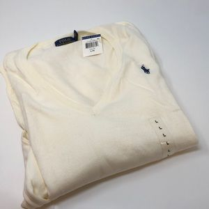 Polo Ralph Lauren Women's Pima Cotton Sweater